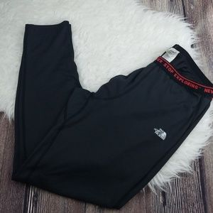 Mens THE NORTH FACE base layer pants LARGE